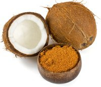 coconuts-and-coconut-sugar-in-bowl