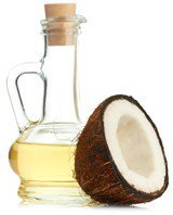 bottle-of-oil-and-half-a-coconut